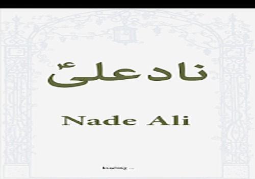 Nade Ali Education