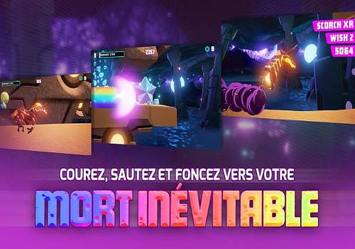 Robot Unicorn Attack 3 Android Jeux