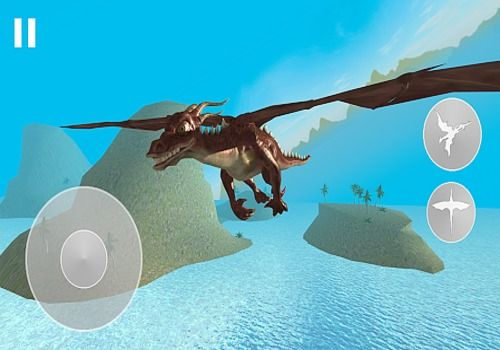 Dragon volant Simulator 2016 Jeux