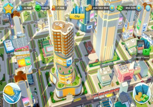 Citytopia: Build your Dream City Android Jeux