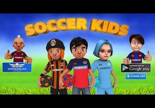 Soccer Kids Jeux