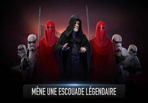Star Wars : Force Arena iOS Jeux