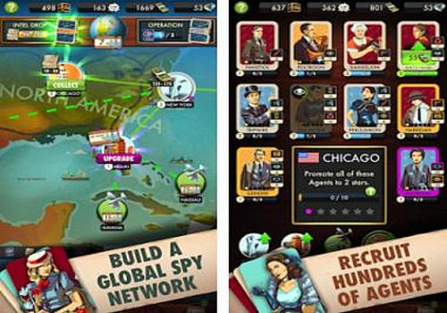 Spymaster Android Jeux