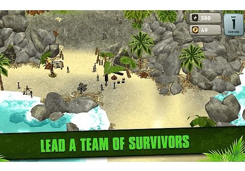 The Island Android Jeux