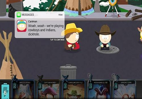 South Park Phone Destroyer Android Jeux