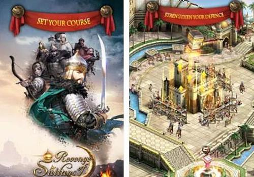 Revenge of Sultans Android Jeux