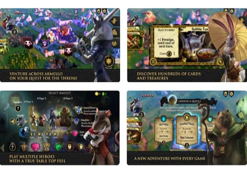 Armello Android Jeux