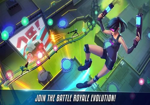 Royale Rising : Battle Royale Evolved Android Jeux