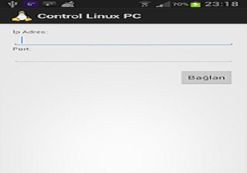 Remote Control Linux PC Bureautique