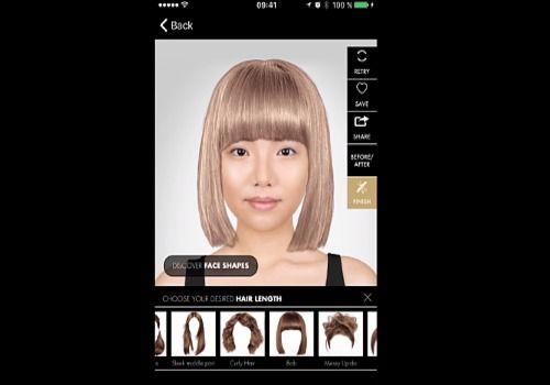 Style my Hair pour iOS Maison et Loisirs
