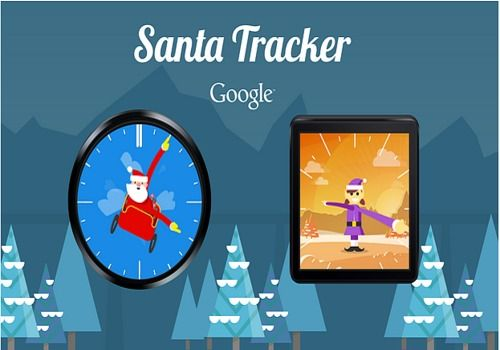 Sur La Piste Du Père Noël Android Maison et Loisirs