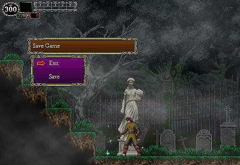 CastleVania The Lecarde Chronicles 2 Jeux