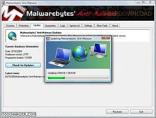 Malwarebytes Anti-Malware Sécurité & Vie privée