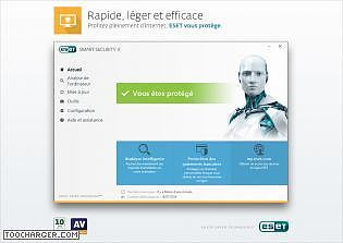 ESET Multi-Device Security 10 Sécurité & Vie privée