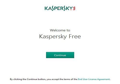 Kaspersky Free Sécurité & Vie privée