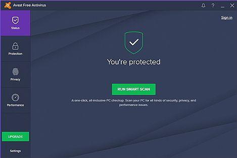Avast Antivirus Gratuit 2018 Sécurité & Vie privée