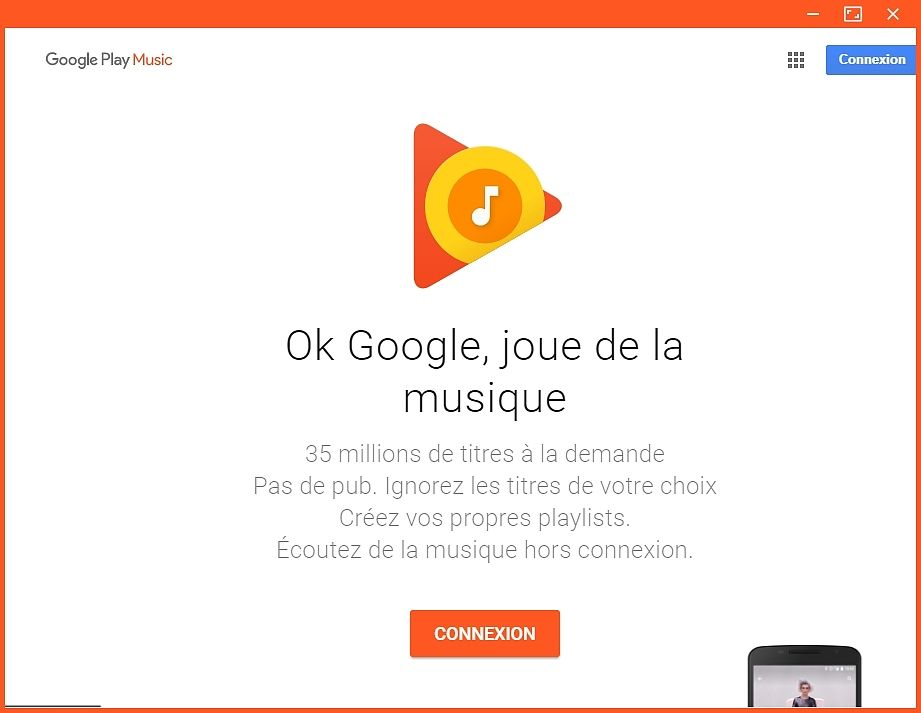 Google Play Music Desktop Player  Multimédia