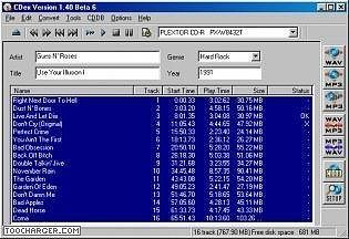 CDex Multimédia