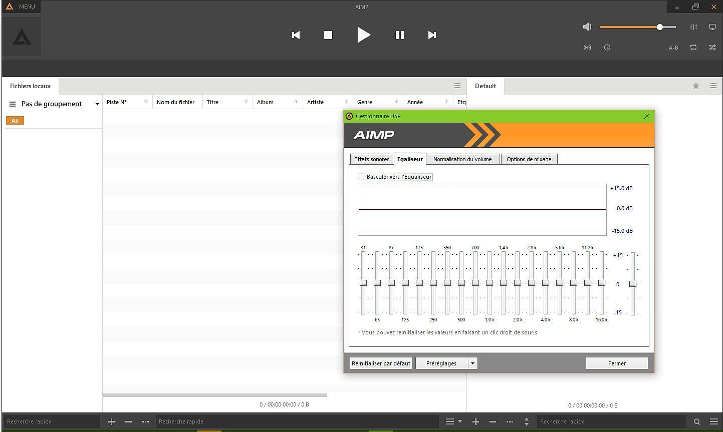 AIMP Multimédia