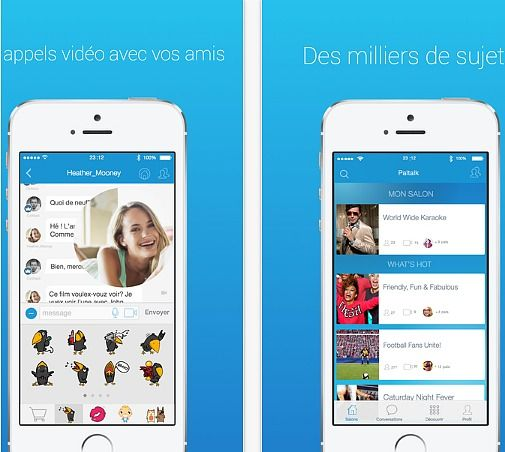 Paltalk Free Video Chat iOS Internet