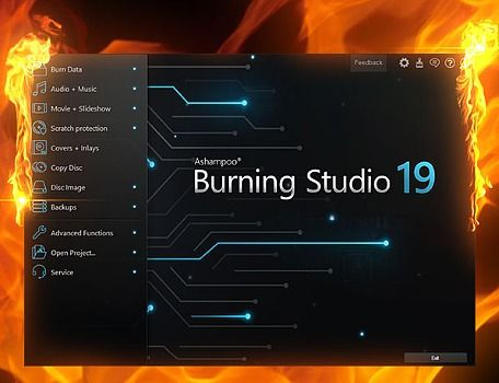 Ashampoo Burning Studio 19 Windows Multimédia