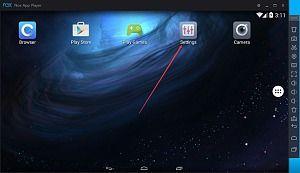 Nox App Player Utilitaires