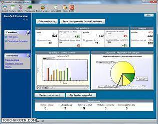 AlauxSoft Facturation v5.1.2 Finances & Entreprise