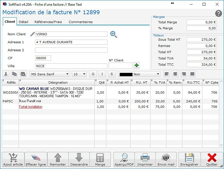 SoftFact Finances & Entreprise