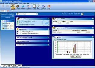 AlauxSoft Comptes et Budget v7.0.0 Finances & Entreprise
