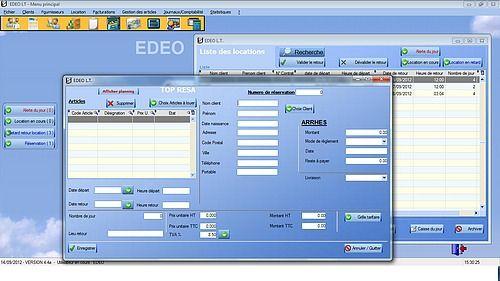 EDEO L.T. Finances & Entreprise