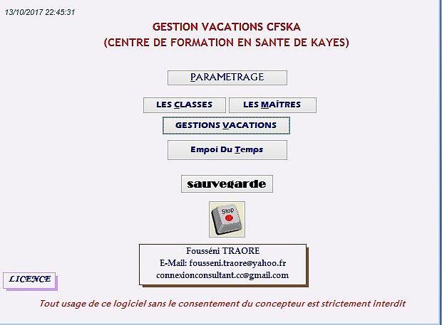 GESTION_LOCATAIRES Finances & Entreprise