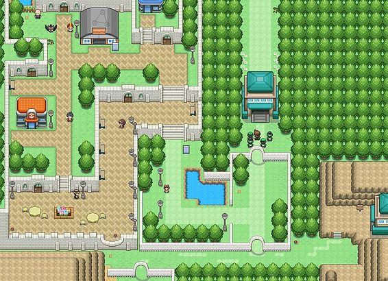 Pokémon Uranium Jeux