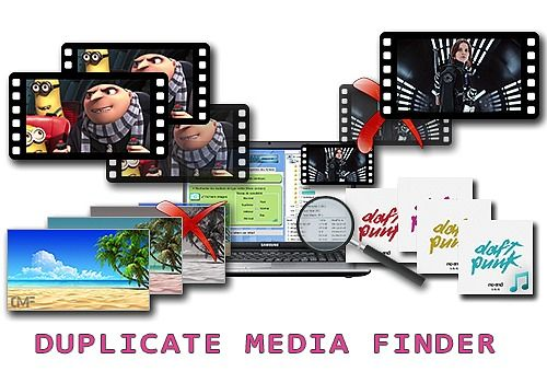 Duplicate Media Finder Utilitaires