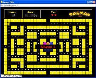 Pacman 2005 Jeux