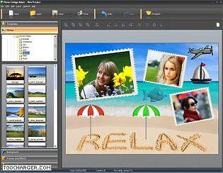 Photo Collage Maker Multimédia