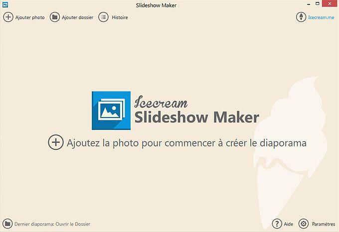 Icecream Slideshow Maker 2.50 Multimédia