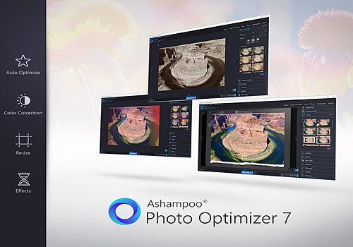 Ashampoo Photo Optimizer Multimédia