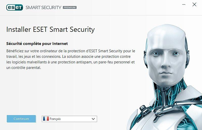 ESET Smart Security Premium 10 Sécurité & Vie privée