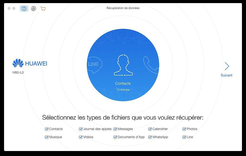 PhoneRescue pour Android(pour Windows) Utilitaires