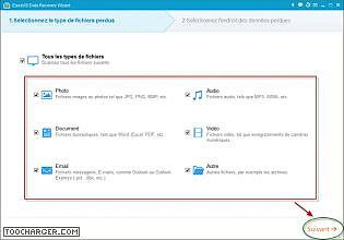 EaseUS Data Recovery Wizard Freev12.6 Utilitaires