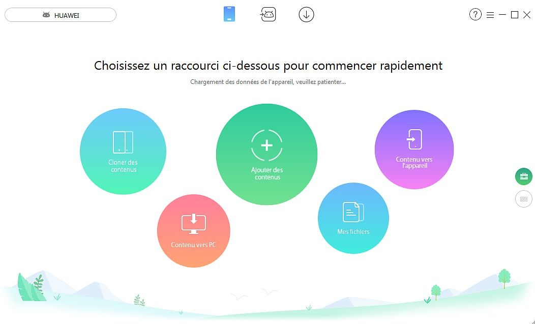 AnyTrans pour Android Utilitaires