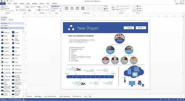 Microsoft Visio Professionnel 2016 Bureautique