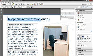Adobe Acrobat Professional Bureautique