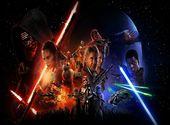 Star wars the force awakens fond d'écran