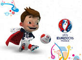 Super Victor: Mascotte de l'Euro 2016