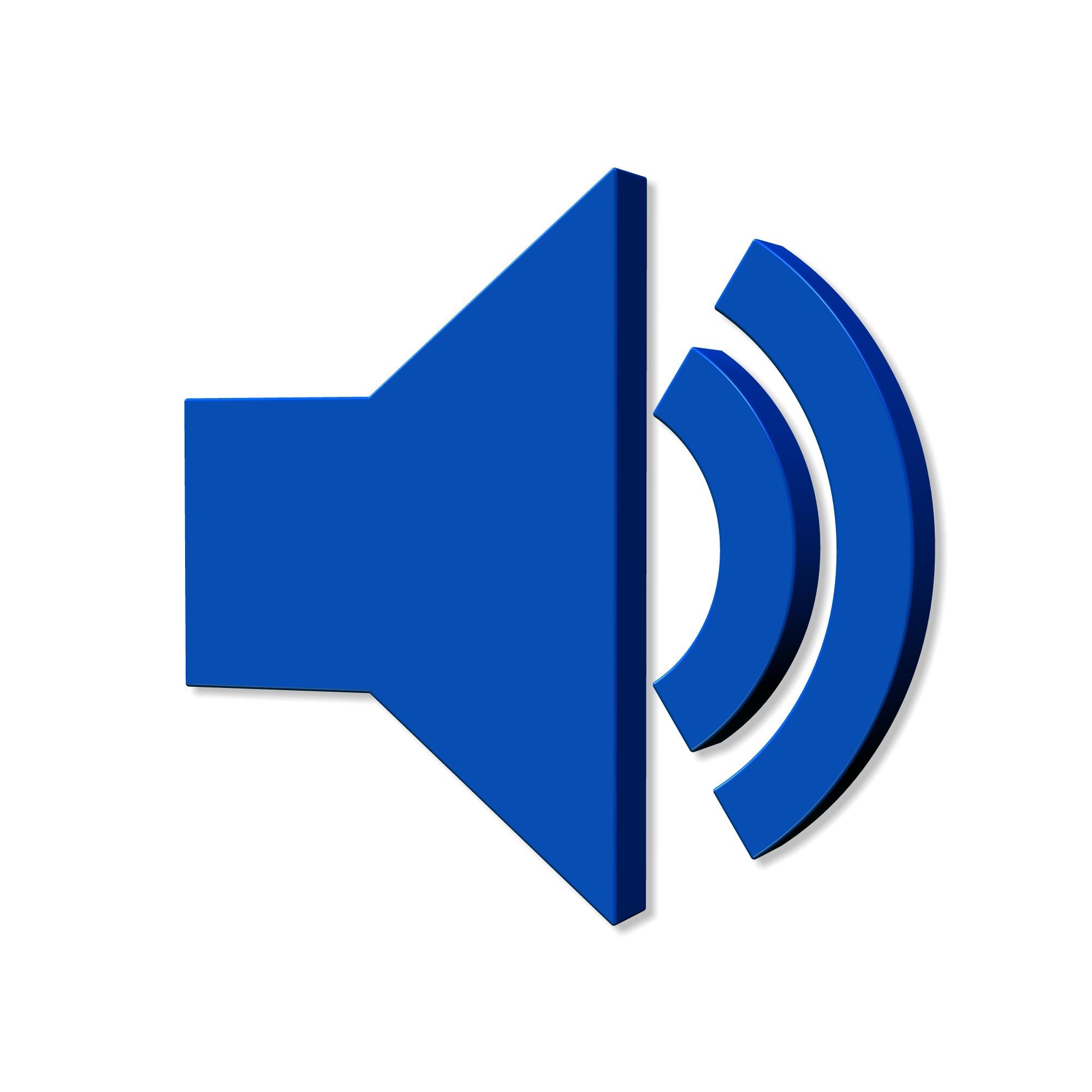 Volume-Speakers Icônes