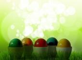 Oeufs de Pâques Photos