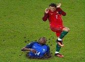 Ronaldo et Matuidi Photos