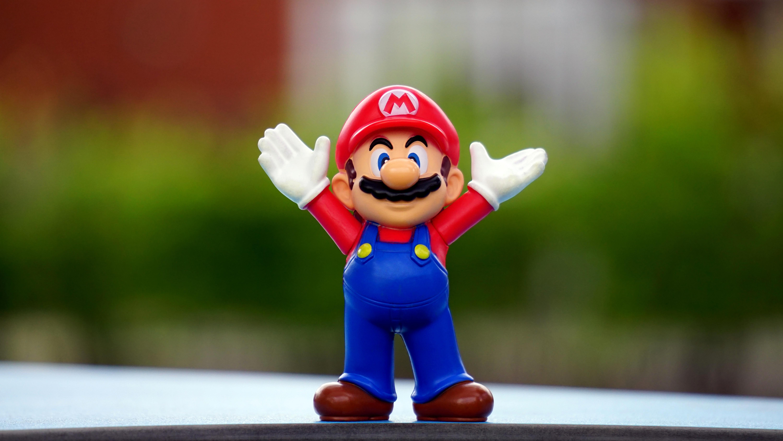 Super Mario Photos