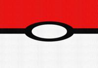 Fond d'écran Pokeball effet papier
